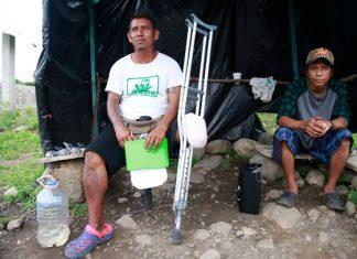 Carlos Mendoza y su mirada sobre el río humano de migrantes