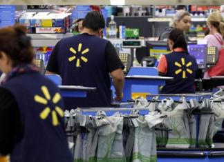 Los gerentes de las tiendas de Walmart ganan en promedio US$ 175.000 al año