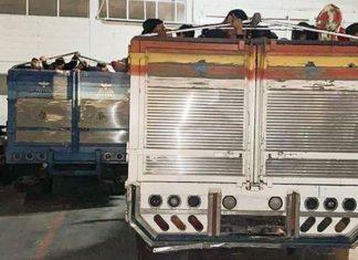 Rescatan a 281 migrantes y detienen a 9 tratantes