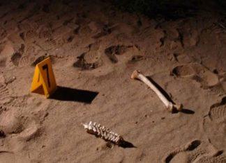 Suman 30 cuerpos exhumados de fosa