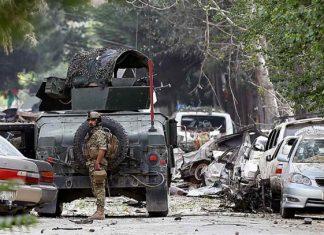 Talibanes atacan una ONG en Afganistán; hay 10 muertos