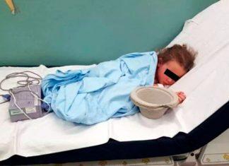 Lleva a su hija de 4 años al hospital y descubre que la violaban