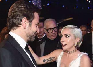Lady Gaga reacciona a ruptura de Irina Shayk y Bradley Cooper