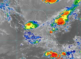 Lluvias y una onda de calor afectarán estos estados