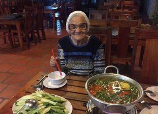 Abuelita se gasta su pensión viajando de mochilera por el mundo