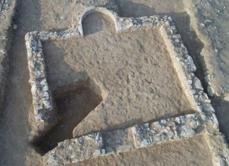 Arqueólogos hallan restos de una de las mezquitas rurales más antiguas del mundo