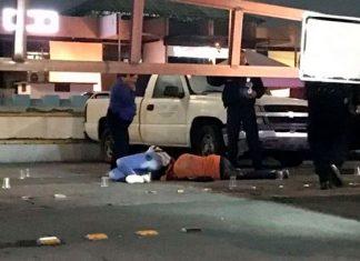 Asesinan a 2 extranjeros y hieren a un menor para robar su auto