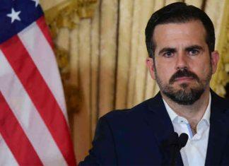 Chatgate tira al gobernador de Puerto Rico