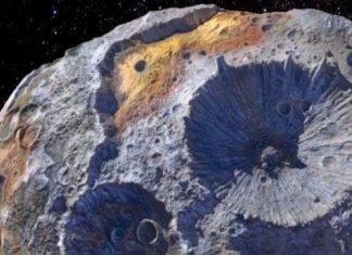 Este asteroide haría millonarios a todos en la Tierra