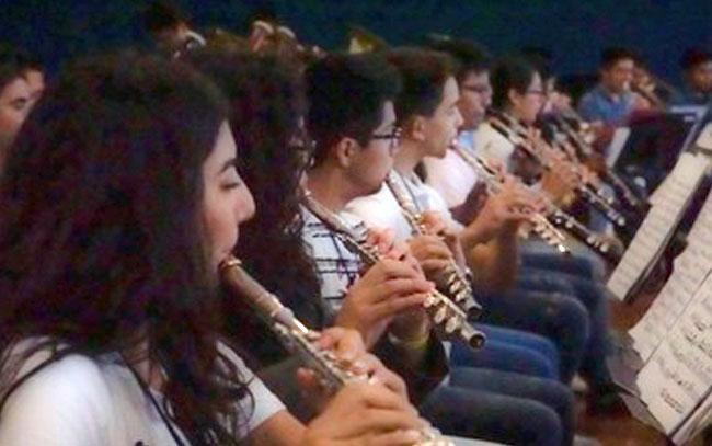 Inicia Orquesta Sinfónica Infantil gira por país