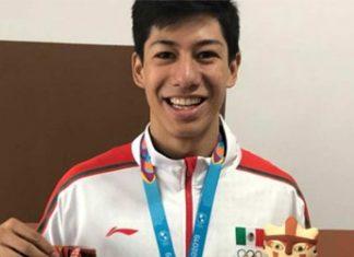 Marco Arroyo da primera medalla a México en Panamericanos