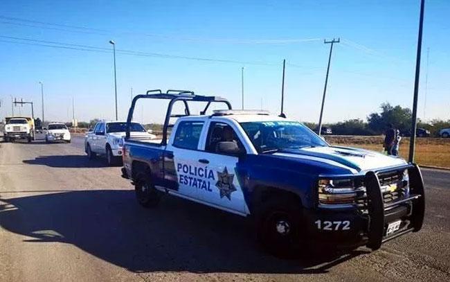 Mujer termina la parranda en cárcel de Reynosa
