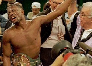 Pernell Whitaker, leyenda del boxeo, muere en accidente de auto