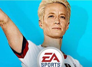 Piden que Megan Rapinoe salga en la portada del FIFA 20