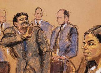 ¿Quién se quedará con botín del 'Chapo'?