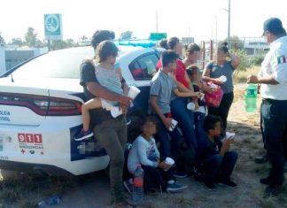 Rescatan a migrantes en Reynosa