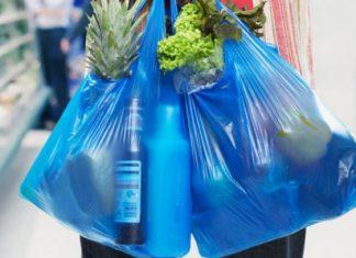 Adiós a bolsas de plástico en tiendas