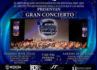 Inicia 3er Encuentro de la Juventud Sinfónica Tamaulipeca