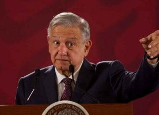 investiga a expresidente que debe impuestos: López Obrado