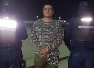 Atrapan al líder de los rojos en Guerrero