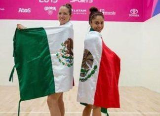 Cae medalla para México numero 25