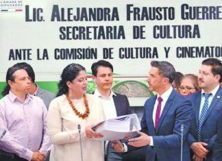 Critican diputados decisiones en el gasto de Cultura
