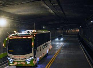 El túnel más largo de Latinoamérica