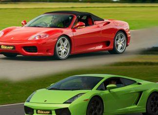 En Dubai te pagan casi un millón por buscar un Ferrari o Lamborghini