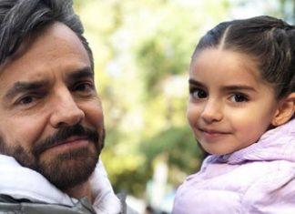 Eugenio Derbez disfruta mucho estas al alado de su hija Aitana