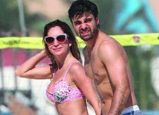Geraldine Bazán y Santiago terminan por una supuesta infidelidad