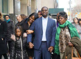 Hombre inocente sale de cárcel tras 30 años; recibirá casi 10 mdd