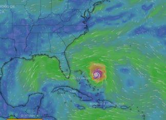 """Huracán """"Dorian"""" amenaza a Bahamas"""