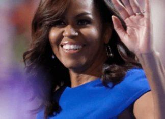 Michelle Obama de vacaciones y con hombre que no es su esposo