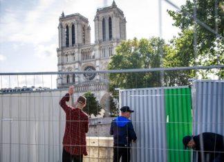 Notre Dame corre riesgo de hundirse