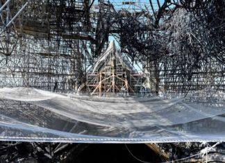 Notre Dame reanudará su reconstrucción en 10 días