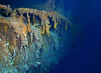 Titanic: las asombrosas imágenes del barco que muestran su deterioro