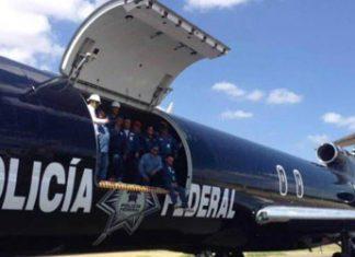 Trasladan a 48 reos de Tamaulipas a otros reclusorios