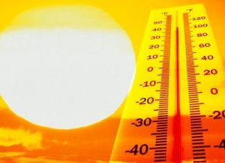 Zona centro de Tamaulipas entre las más calientes de México
