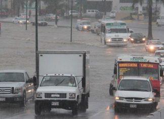 Alertan por tormenta que podría azotar en Tamaulipas