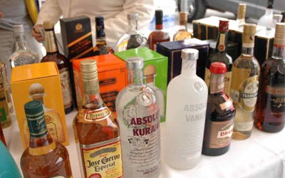 Estará en espera el expendió de alcohol