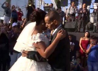 Lagunero con cáncer logra casarse por la iglesia