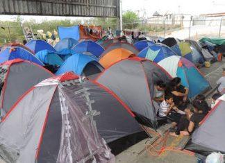 Migrantes desconfían de programas de salud