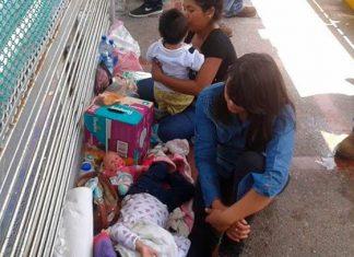 Niegan apoyo a madre soltera inmigrante