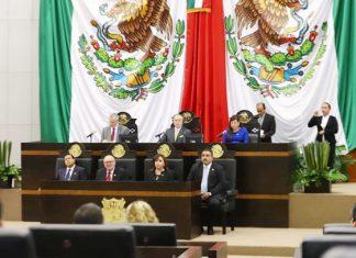 Rinden protesta diputados de la LXVL Legislatura del Congreso de Tamaulipas