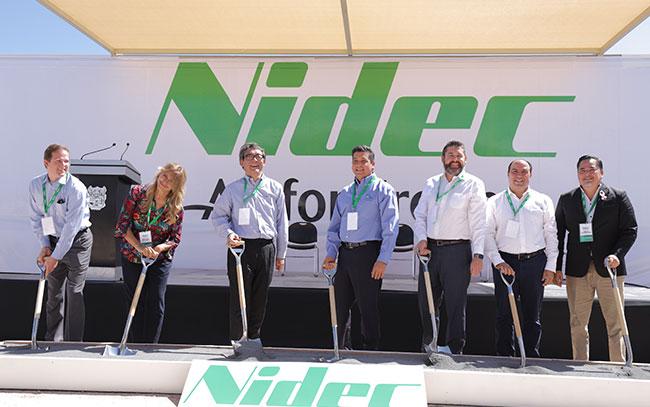 Amplía empresa líder en motores robóticos su presencia en Tamaulipas