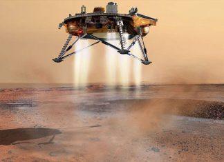Casi 11 millones de nombres viajarán a Marte