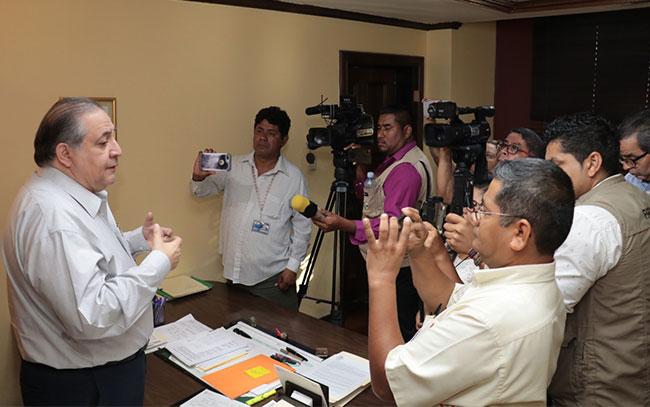 Falso e irresponsable presunto toque de queda en Matamoros
