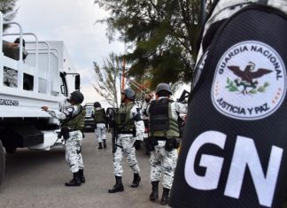 Guardia Nacional, en 3 meses aseguran 140 migrantes