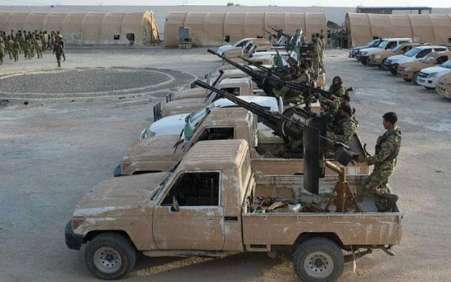 Lanza Turquía operación en Siria