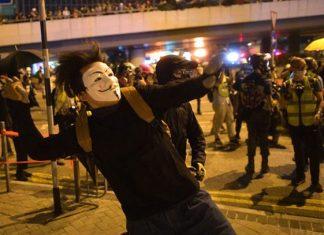 Prohibirá Hong Kong el uso de máscaras en las marchas